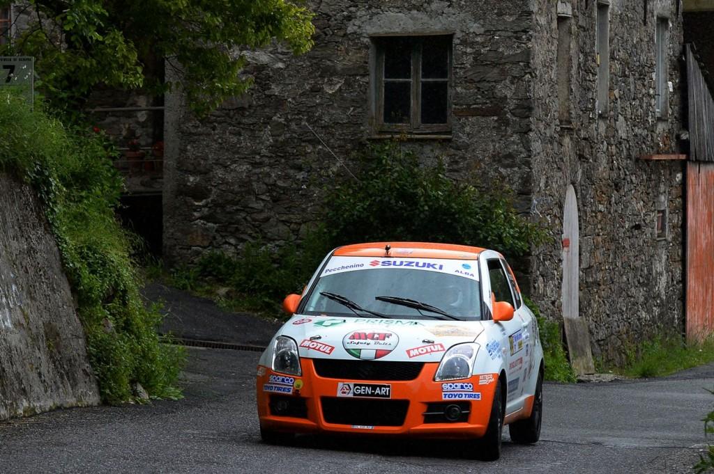 Suzuki Rally Cup – Nel weekend battaglia al Rally della Marca