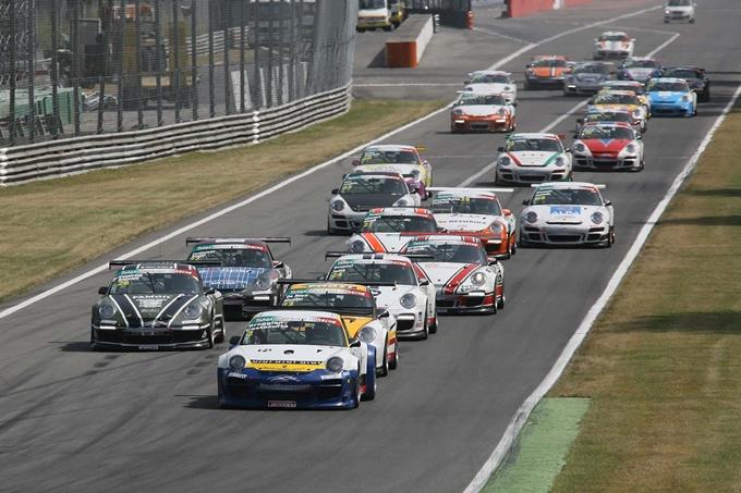 Targa Tricolore Porsche – Si scaldano i motori a Monza nel weekend