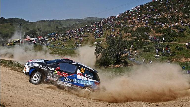WRC3 – In Sardegna attesa la battaglia tra Bouffier e Chardonnet