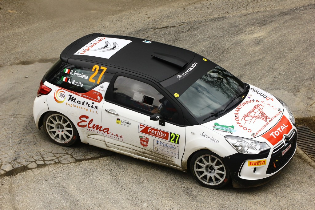 Citroën Racing Trophy – A San Marino ultimo rally su terra