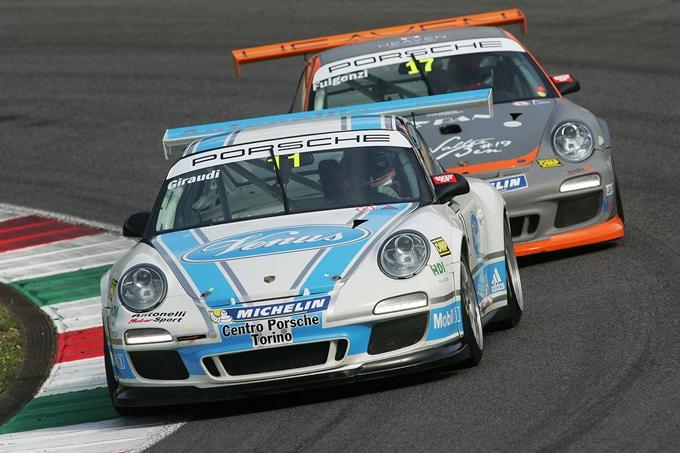 Carrera Cup Italia – Giraudi consolida il vantaggio