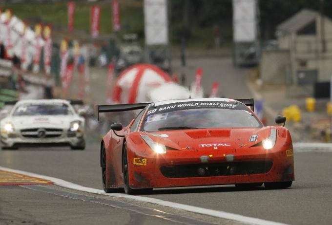 Ferrari: Trionfo e delusione alla 24 Ore di Spa