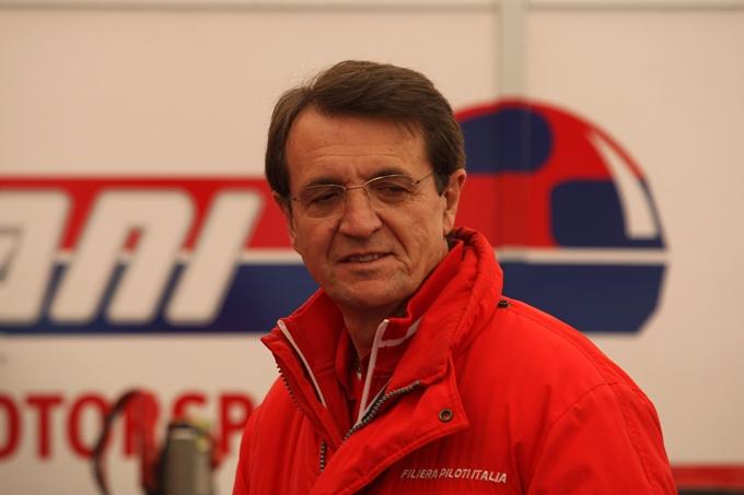 Ghinzani soddisfatto del passaggio in Auto GP