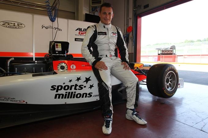 """Auto GP – Klien non ha dubbi: """"La serie ti prepara alla F1"""""""