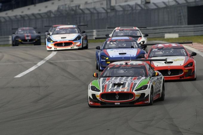 Maserati Trofeo MC World Series – Il campionato arriva a Silverstone