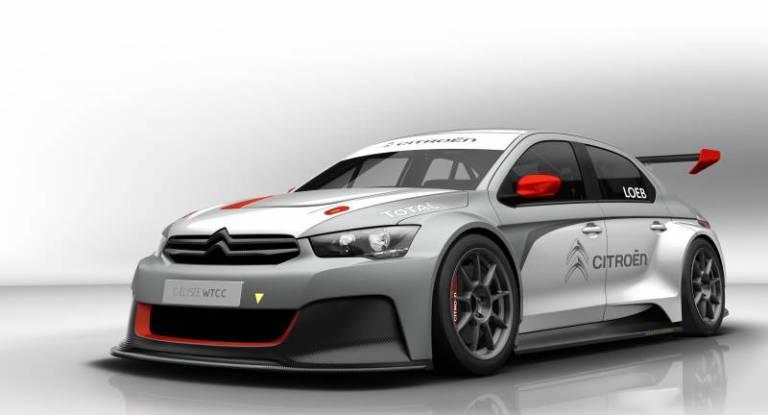 WTCC – Presentata la nuova Citroën C-Elysée
