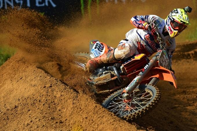 I Pirelli Scorpion MX protagonisti in Lettonia