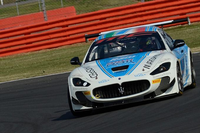 Maserati Trofeo MC World Series – Buona la prima di Cecchellero a Silverstone