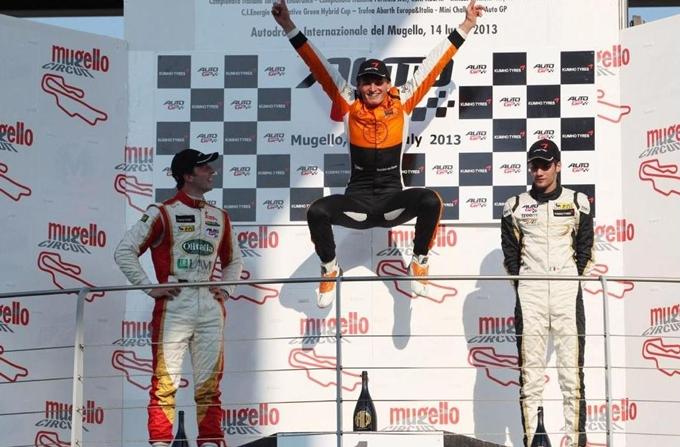 Auto GP – Sergio Campana mette la firma su Gara 1 al Mugello
