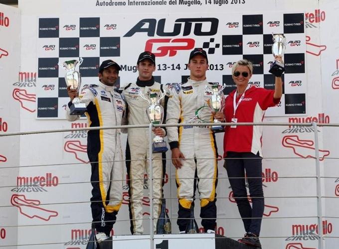 Auto GP – Rimonta e vittoria per Narain Karthikeyan