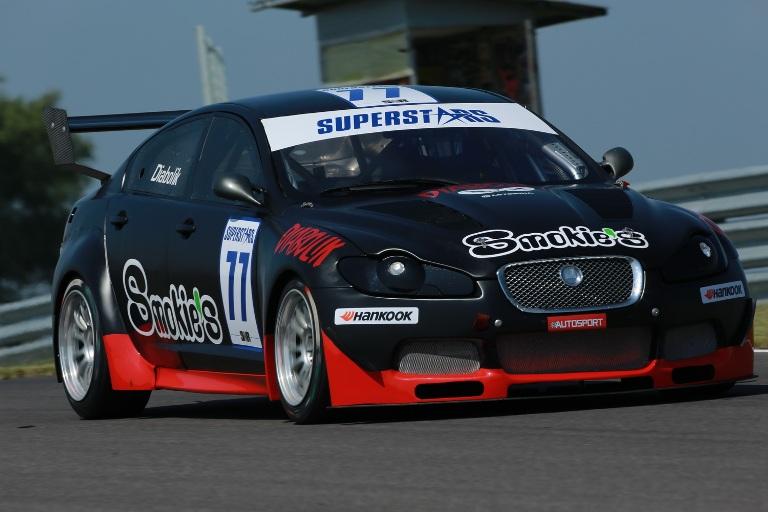 Superstars International Series – Adria Raceway con quattro auto a Portimao