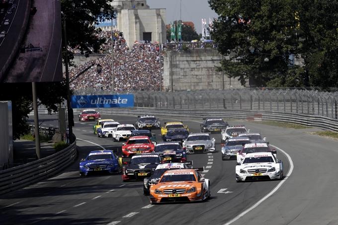 DTM – Il campionato torna in Cina