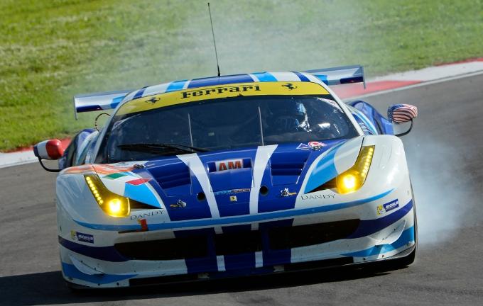 Ferrari, un week-end ricco di impegni con l'Endurance