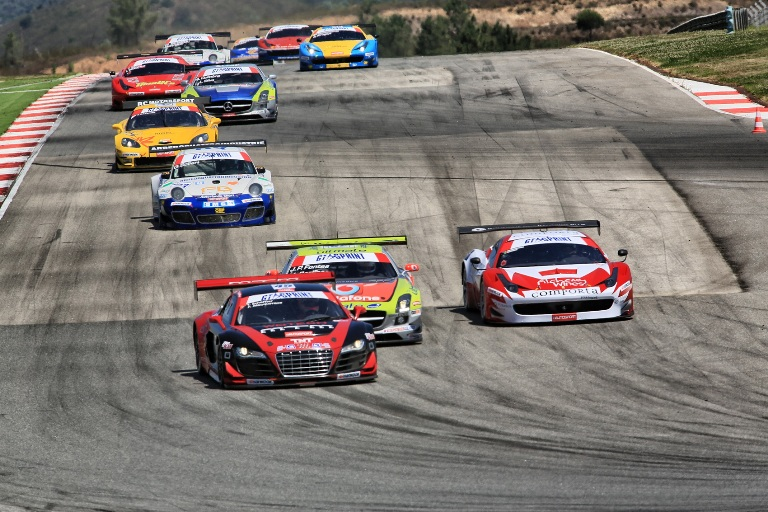 GtSprint International Series – In Portogallo vincono Ferrari e Mercedes