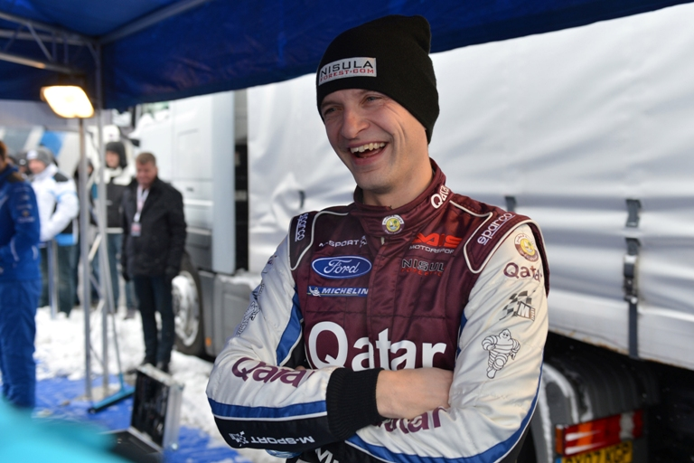 WRC – Hänninen tester Hyundai