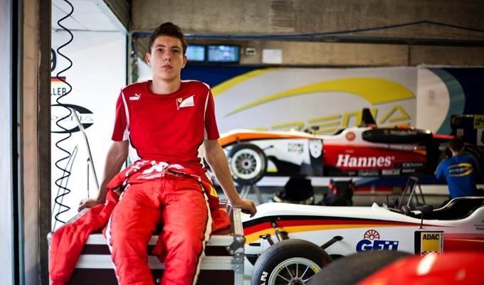 F3 – Raffaele Marciello, tre podi in tre gare nel weekend