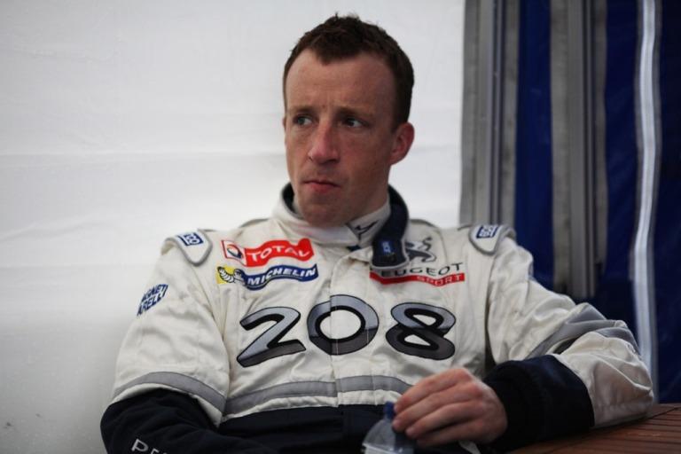 Meeke al via del round francese di RallyCross