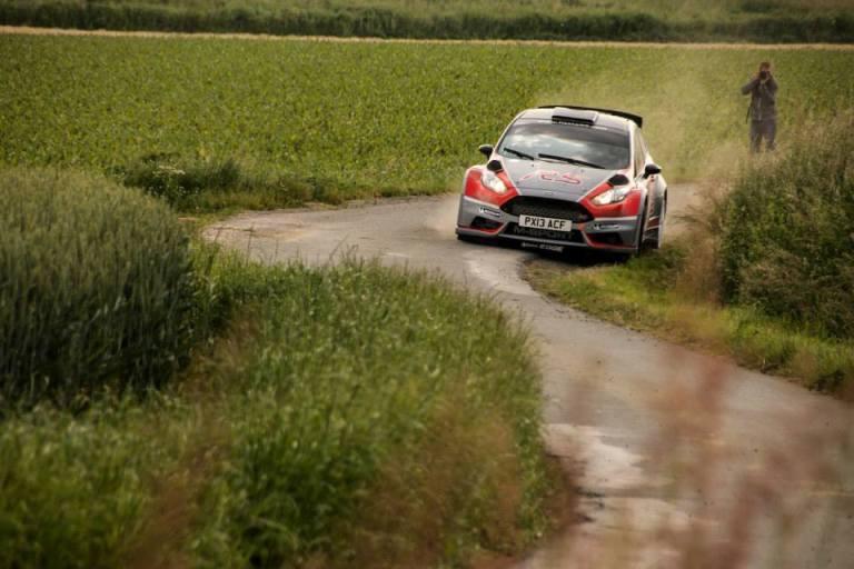 ERC – In Belgio prima uscita della nuova Fiesta R5
