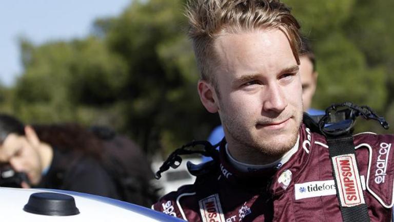 """WRC – Ostberg: """"In Finlandia voglio solo spingere forte"""""""