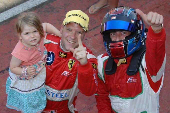 GT Open – Matt Griffin e Duncan Cameron trionfano a Silverstone