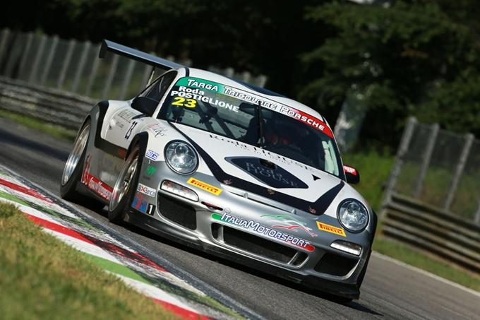Targa Tricolore Porsche – Roda e Fulgenzi vincono a Monza