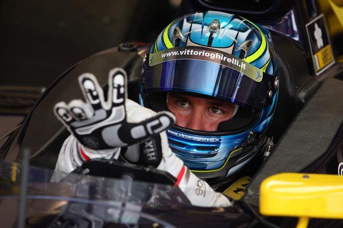 GP2 – Il Venezuela GP Lazarus punta su Vittorio Ghirelli