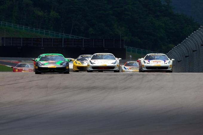 Il Ferrari Challenge Asia-Pacifico approda in Malesia