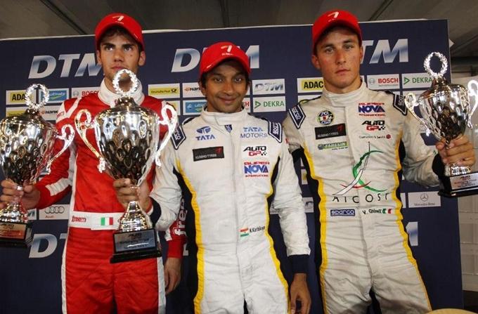 Auto GP – Karthikeyan mette la firma su gara 1 al Nürburgring
