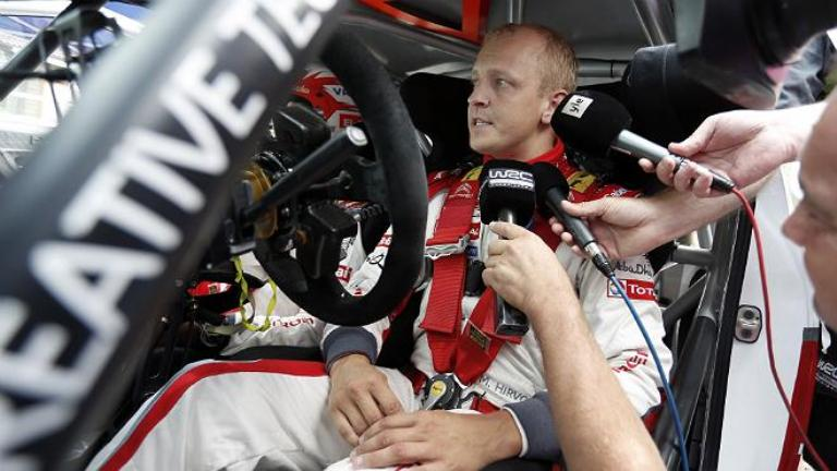 """WRC – Hirvonen: """"In Finlandia non ero venuto per fare quarto"""""""