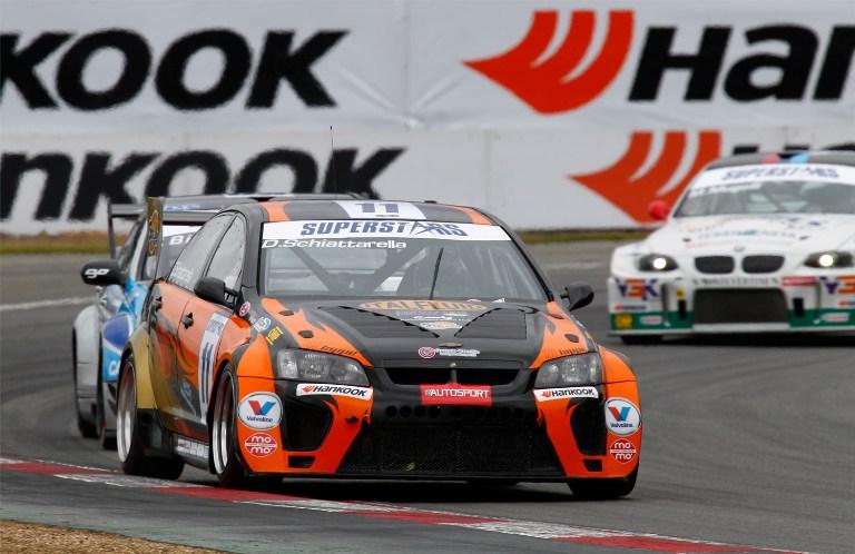 Superstars International Series – Schiattarella prolunga con Solaris Motorsport