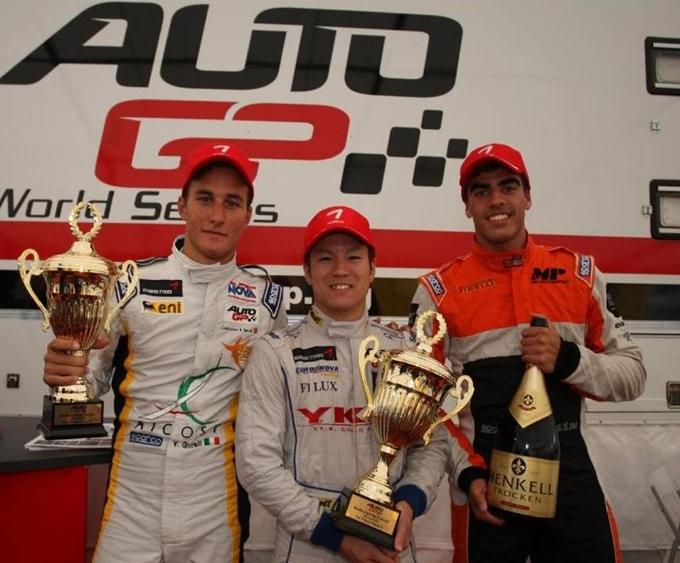 Auto GP – Kimiya Sato sempre più leader al Nürburgring