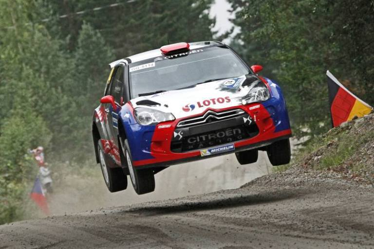 """WRC2 – Kubica: """"Non mi aspettavo di arrivare secondo"""""""