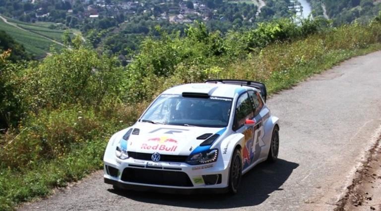 WRC – Latvala leader dello shakedown in Germania