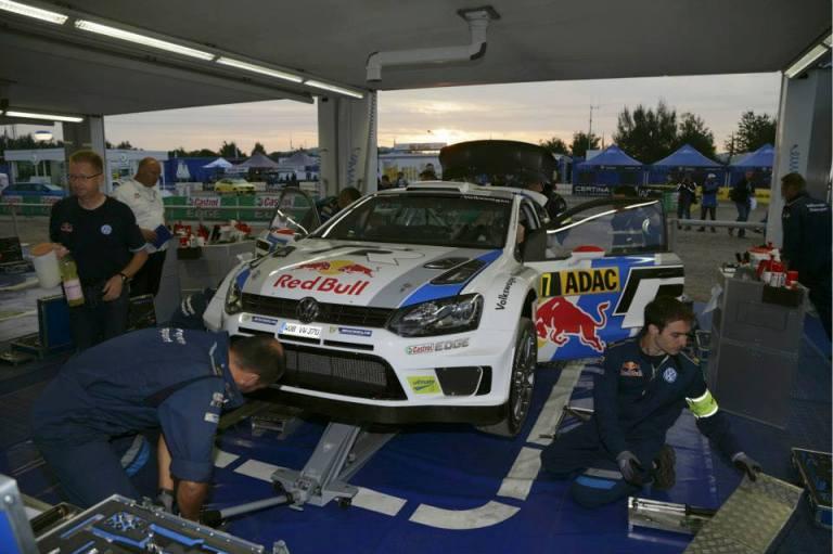 WRC – Il ritiro di Latvala dovuto alla portiera aperta
