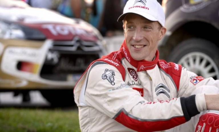 WRC – Meeke in Australia con la DS3 ufficiale