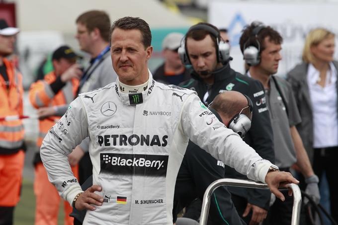 Anche quest'anno Schumacher sarà alla Race of Champions