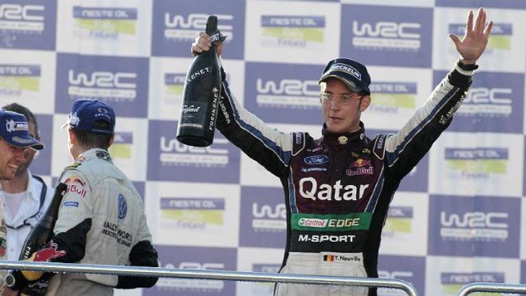 """WRC – Neuville: """"La vittoria è possibile"""""""