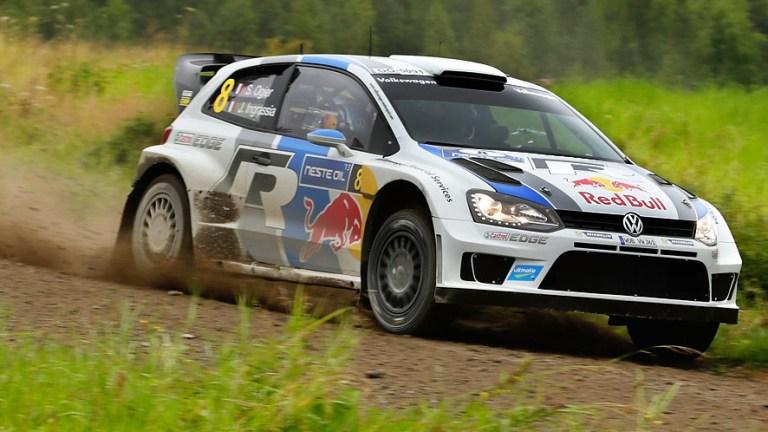 WRC – Ogier nuovo leader in Finlandia