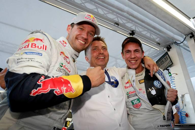 """WRC – Ogier: """"In Finlandia ho realizzato un sogno"""""""