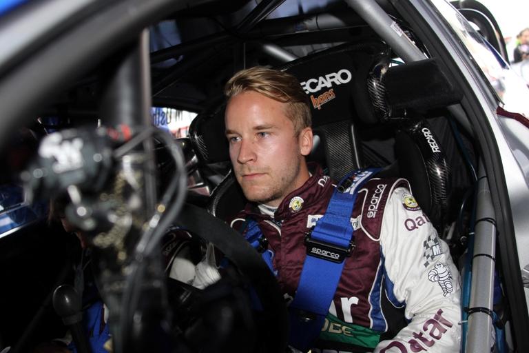 WRC – Ostberg guida il gruppo nella seconda tappa