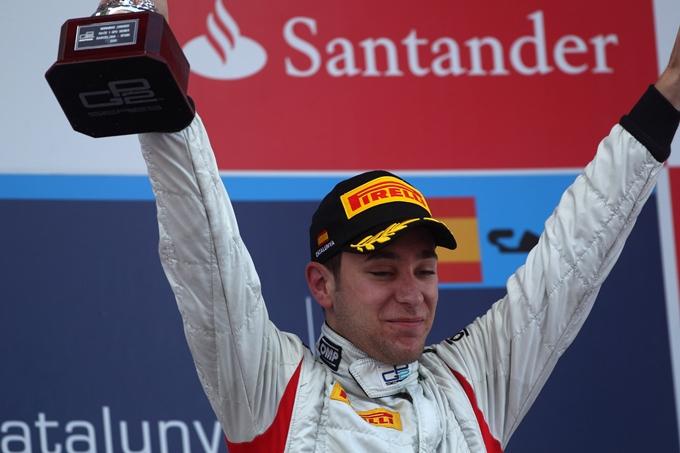 GP2 – Robin Fijns torna in Belgio con Hilmer Motorsport