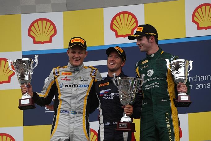 GP2 – Sam Bird suona la quarta a Spa-Francorchamps