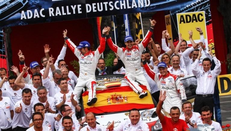 WRC – Storica vittoria di Sordo in Germania