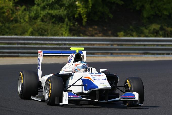 GP3 – Trident Racing pronta al riscatto a Monza