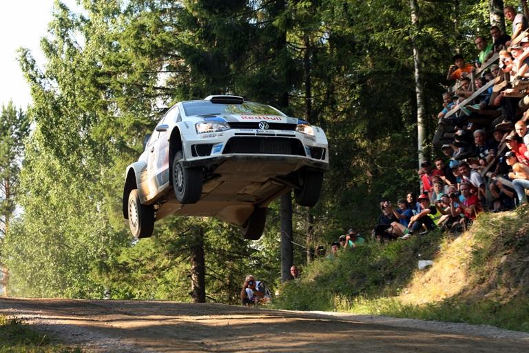 WRC – Volkswagen carica per la gara di casa