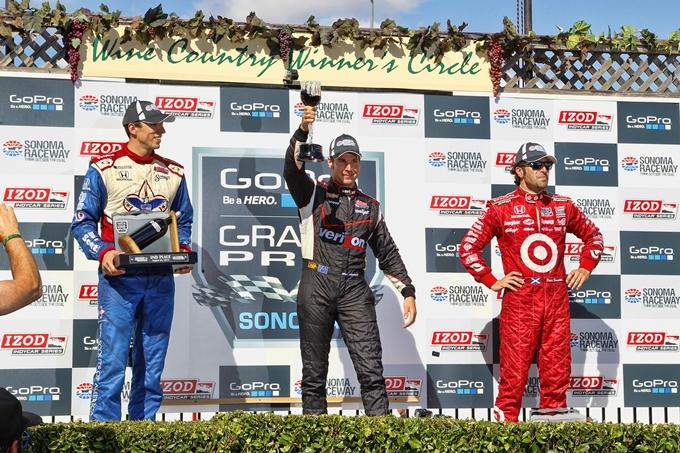 Indycar – Caso Dixon, Power torna a sorridere