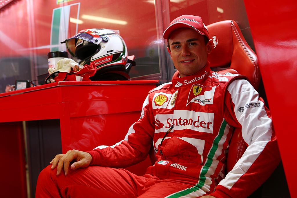"A tu per tu con Davide Rigon ""A Monza con Villorba Corse nel GT Open"""