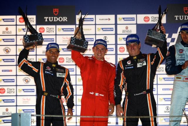 Davide Rigon subito a podio nel Mondiale WEC