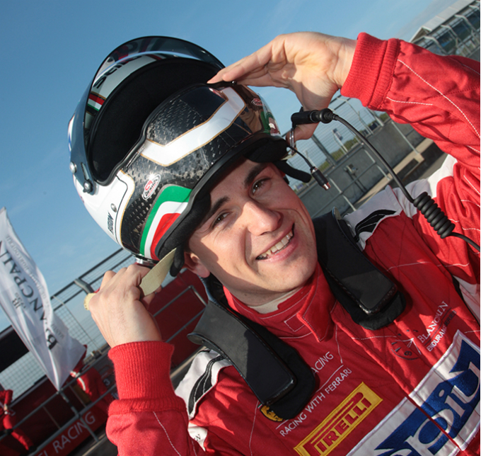 Blancpain Endurance Series – Davide Rigon pronto per la 1000 km di Nurburgring