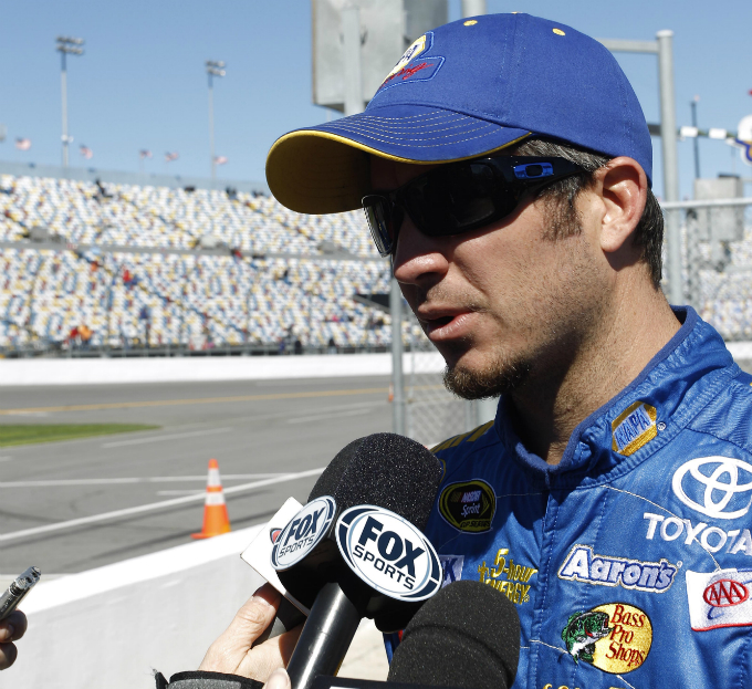 Nascar Sprint Cup – Niente Chase for The Cup per Martin Truex Jr